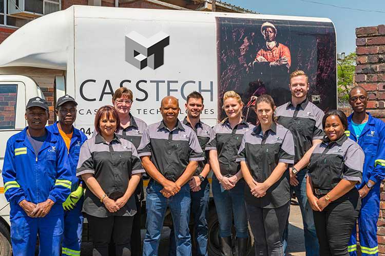 CassTech Team